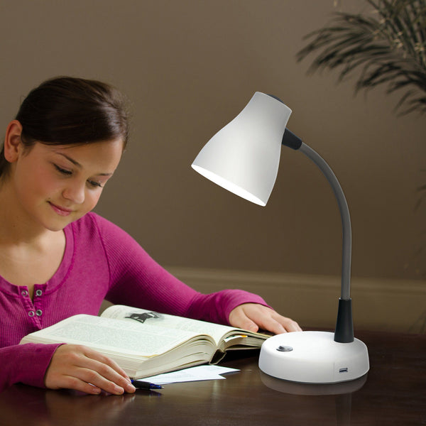 Tazza Full Spectrum Productivity Desk Lamp Verilux Outlet