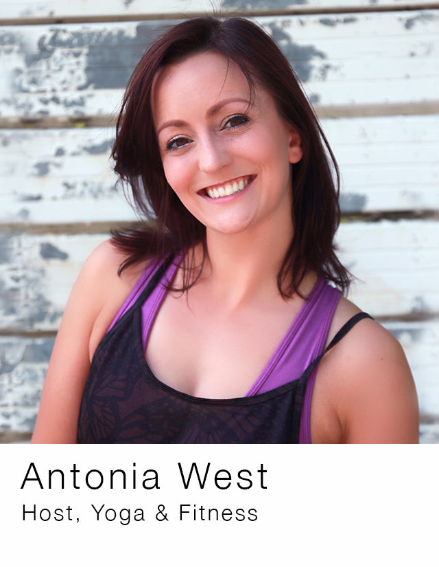 Antonia West - YogaFit Founder