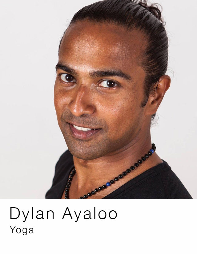 Dylan Ayaloo - Hot Power Yoga