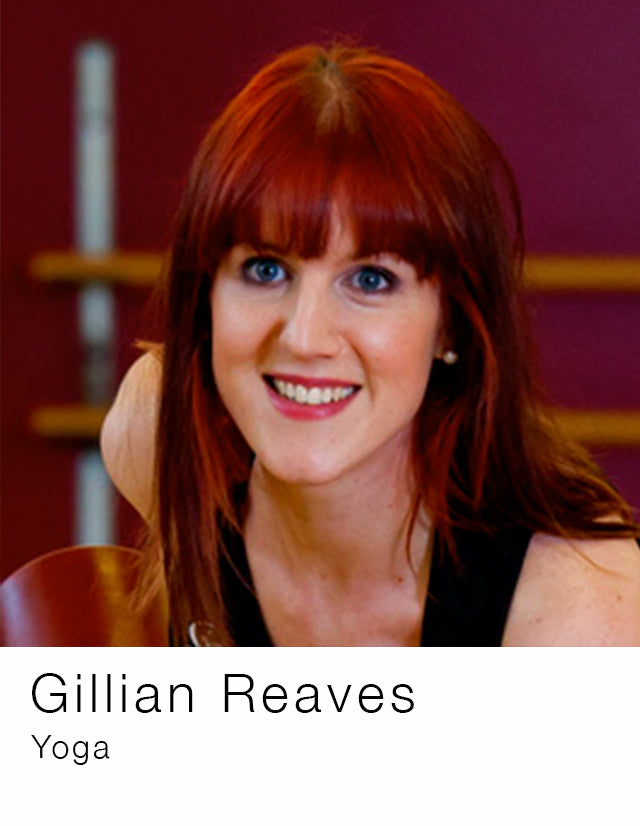 Gillian Reaves - Virgin Active
