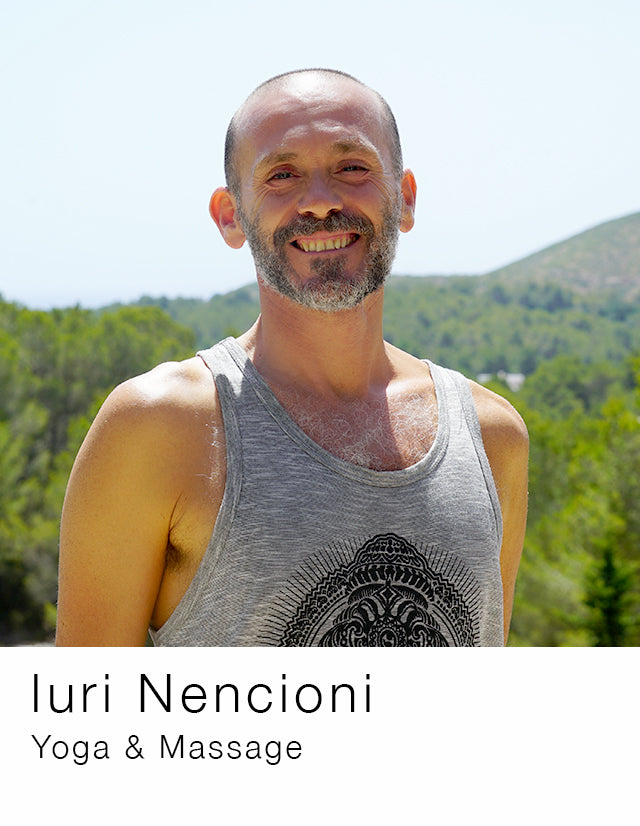 Iuri Ibiza Massage