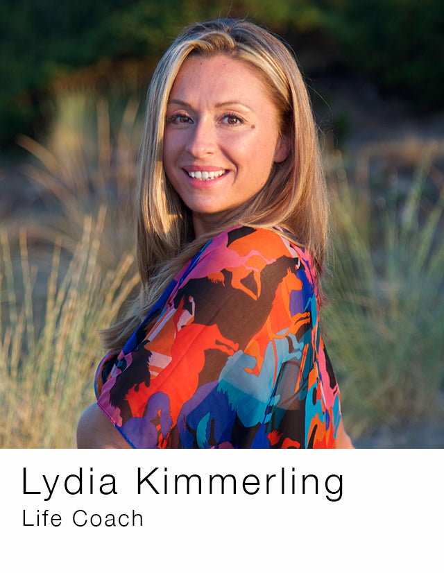 Lydia Kimmerling - Life Coaching