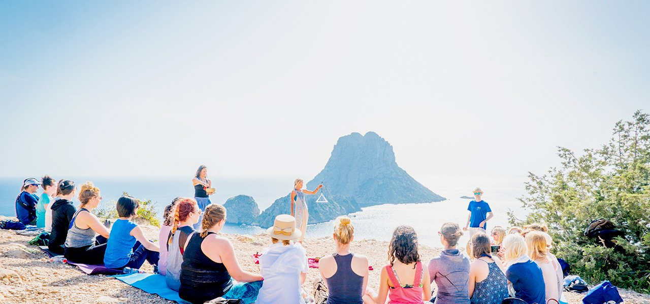 ibiza YOGA & FITNESS RETREATS