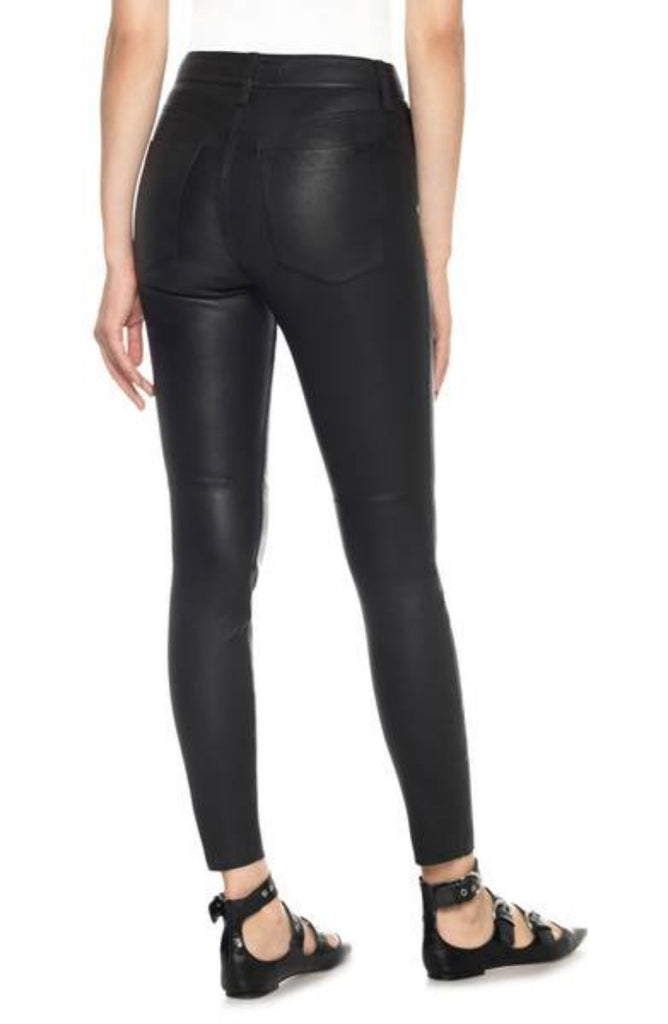 Koza Leathers Women's Real Lambskin Leather Pant WP010