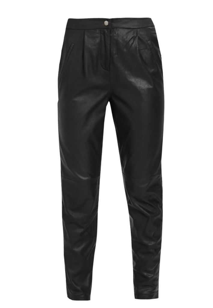 Koza Leathers Women's Real Lambskin Leather Pant WP108