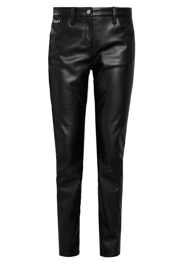 Koza Leathers Women's Real Lambskin Leather Skinny Pant WP112