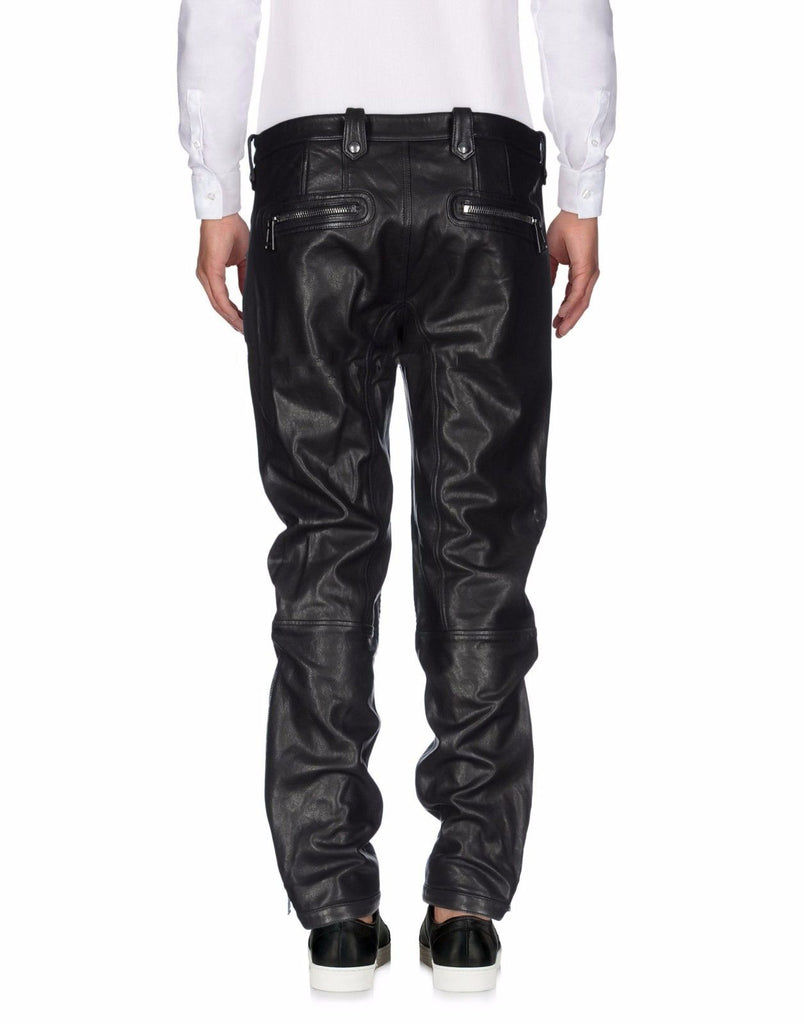 Koza Leathers Men's Real Lambskin Leather Pant MP012