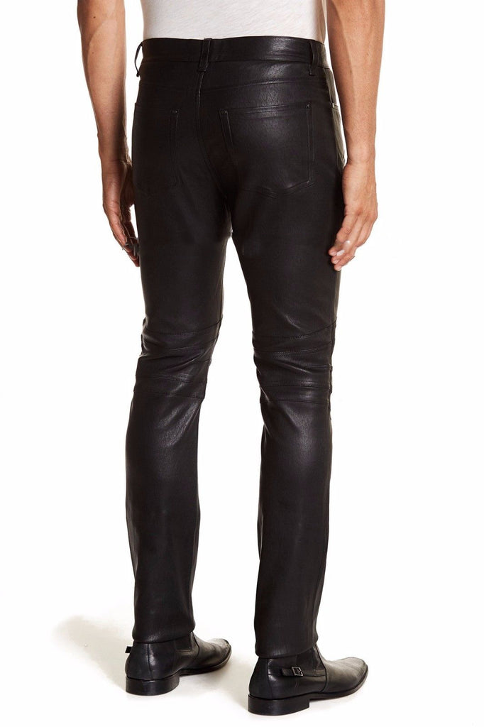 Koza Leathers Men's Real Lambskin Leather Pant MP013