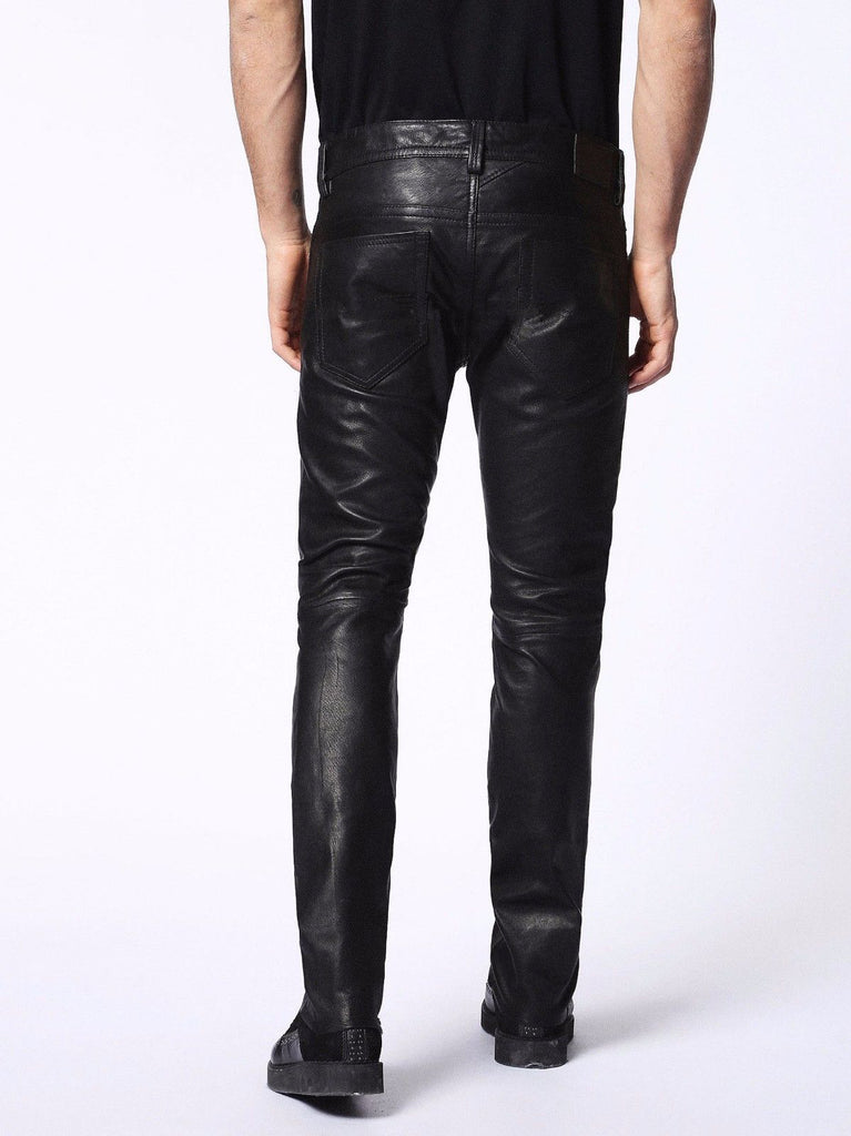 Koza Leathers Men's Real Lambskin Leather Pant MP015