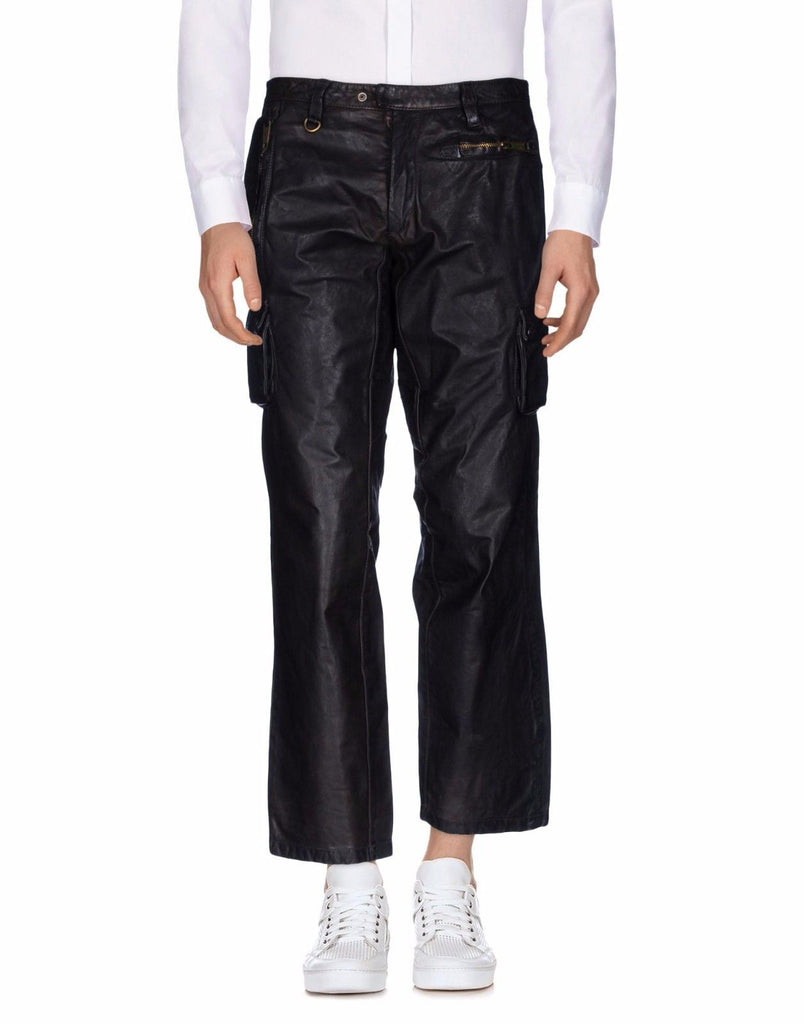 Koza Leathers Men's Real Lambskin Leather Pant MP016