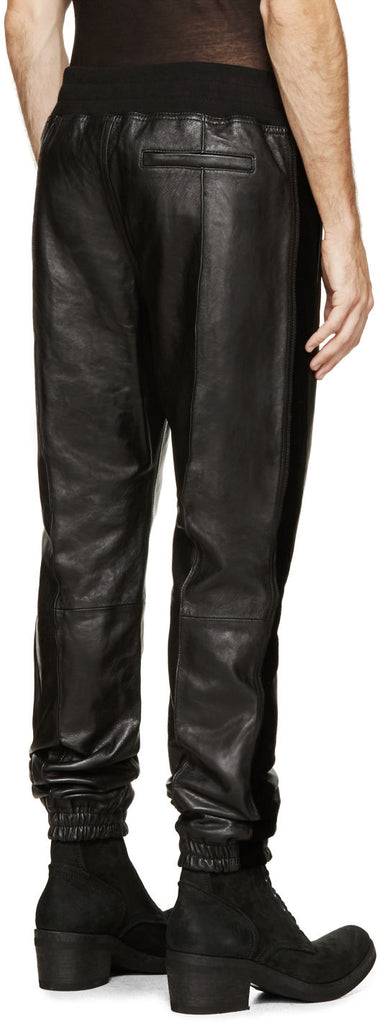 Koza Leathers Men's Real Lambskin Leather Pant MP052