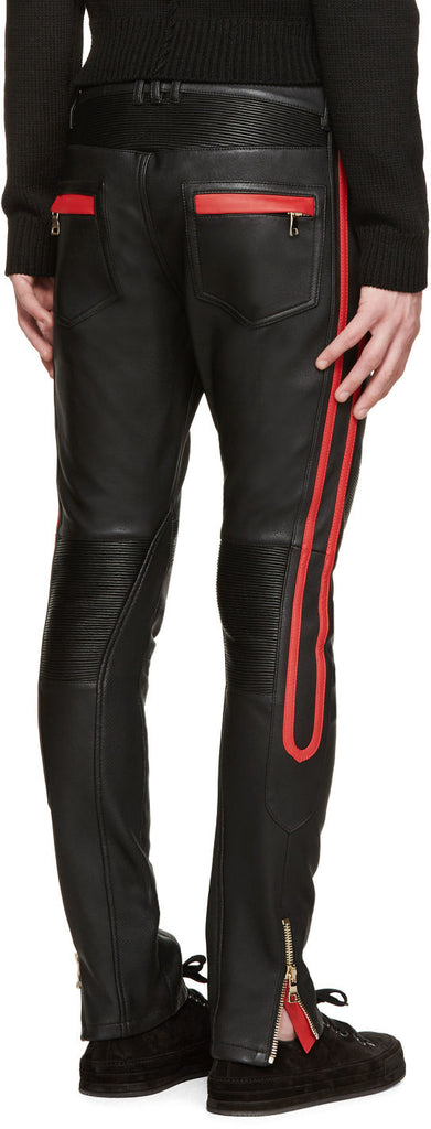 Koza Leathers Men's Real Lambskin Leather Pant MP057