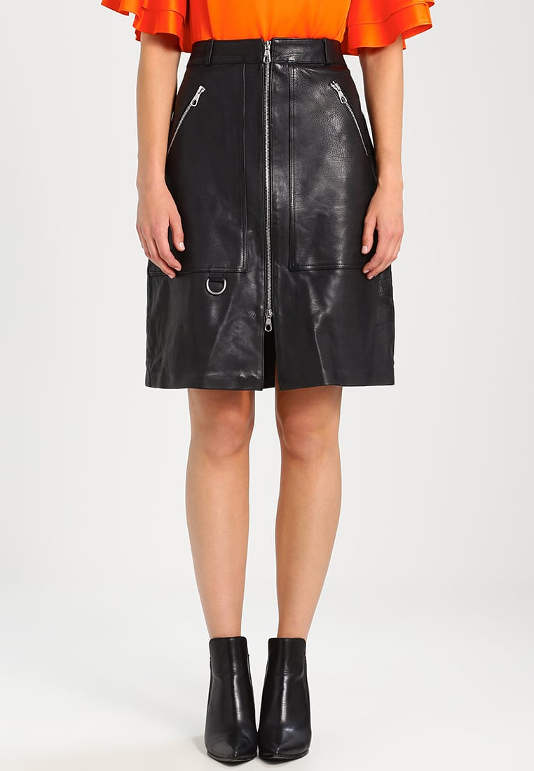 Genuine Leather skirt Made To Order Women/'s Full Leather skirt Leather skirt Handmade Women/'s Lamb Skin Leather skirt Leather Outfit