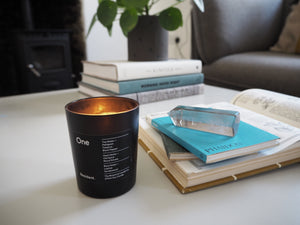 One. A collaboration between  Resident & The Botanical Candle Co.