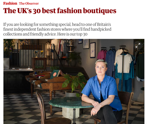 83c27176 The UK's 30 Best Fashion Boutiques – Resident Store
