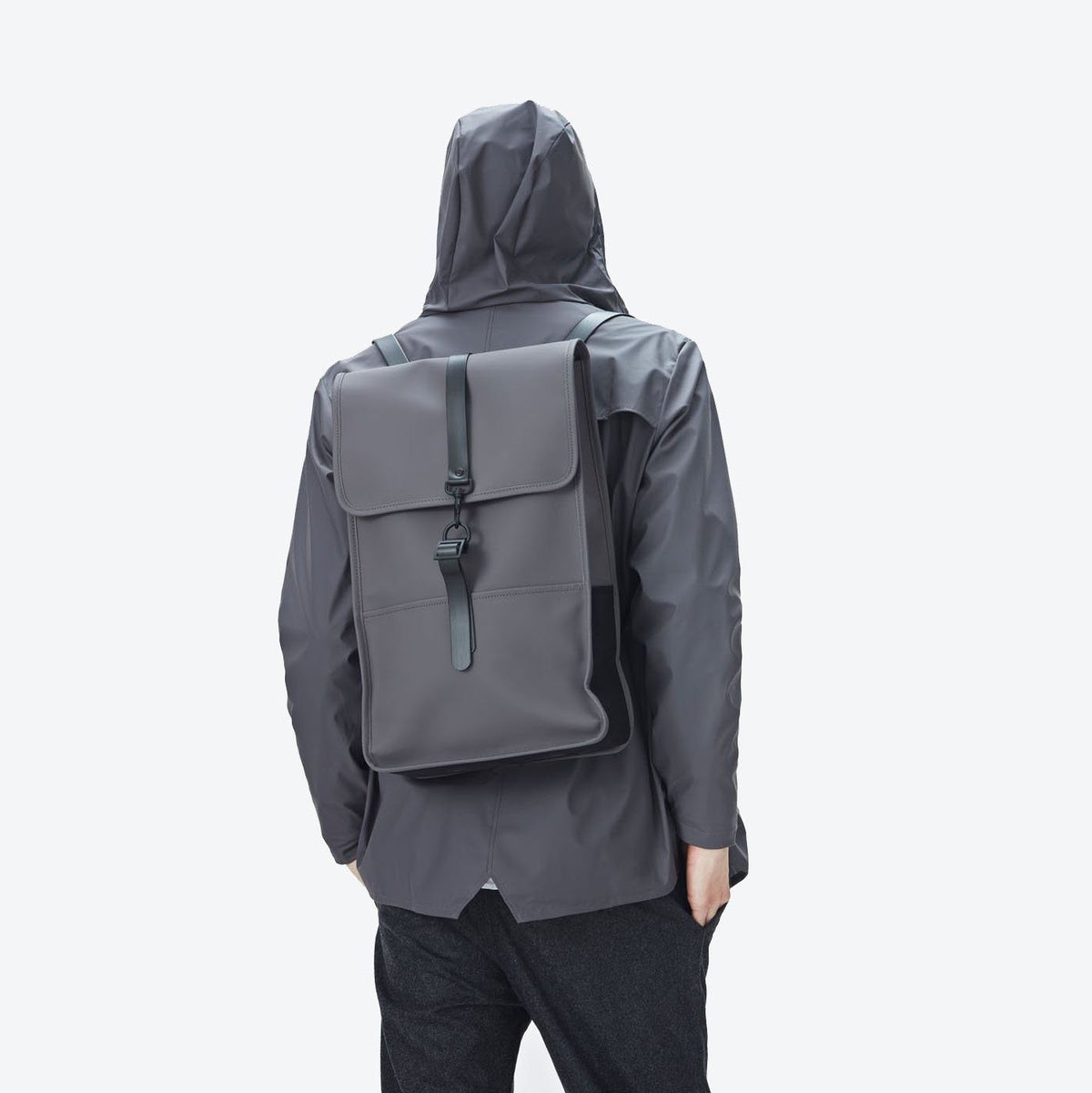 Backpack - Rains Backpack - Smoke