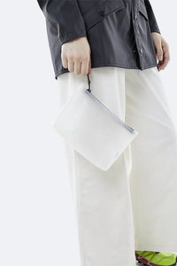 Bag - Rains Cosmetic Bag - Foggy White