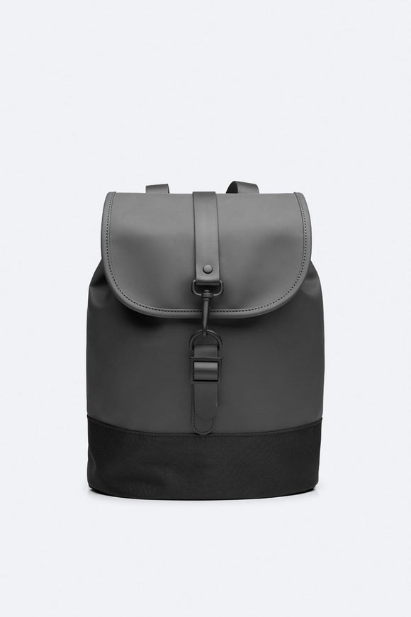 Bag - Rains Drawstring Backpack - Black