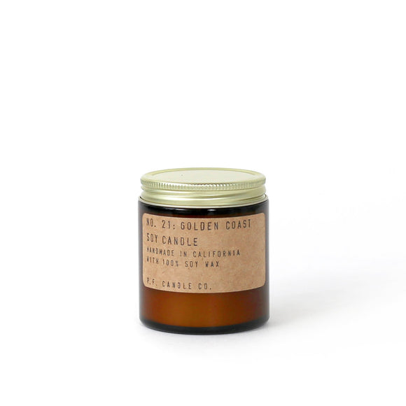 Candle - P.F. Candle Co. Golden Coast Soy Candle