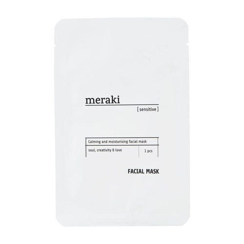 Face Mask - Meraki Sensitive Face Mask