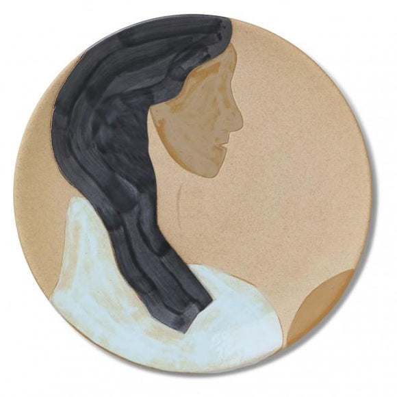 Home Accessories - Ferm Living Hessa Ceramic Platter