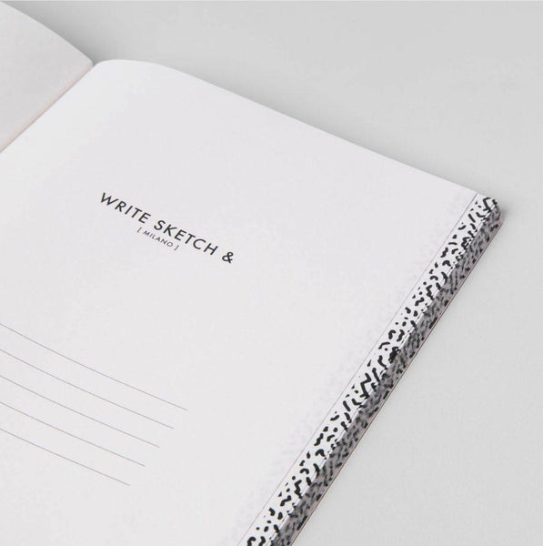 Notebook - Write Sketch & Super! Sprinkles A5 Notebook
