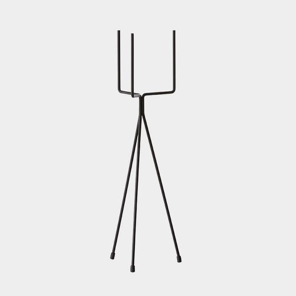 Planter - Ferm Living Black Plant Stand