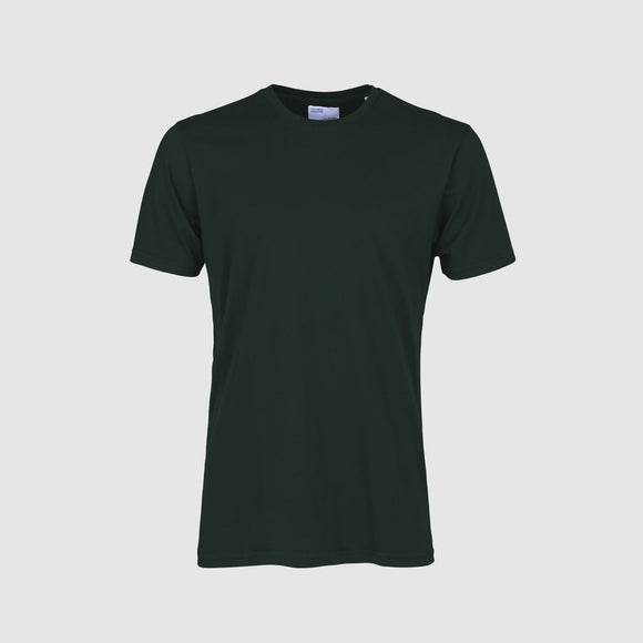 T-Shirt - Colourful Standard Emerald Green Classic Organic Tee