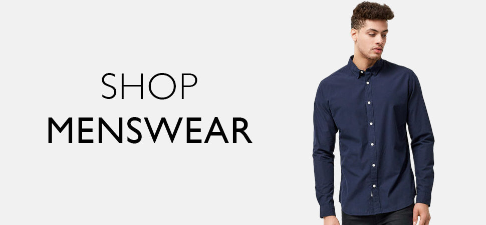 Shop Menswear at Resident
