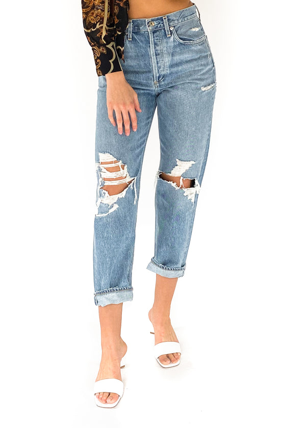 AGOLDE | 90's Mid Rise Loose Fit Jean