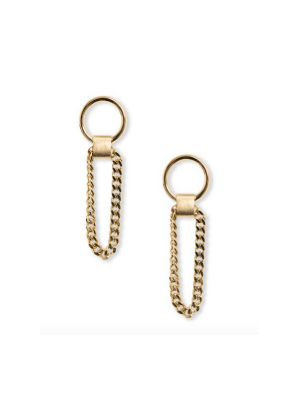 BRACHA | GiGi Chain Earrings