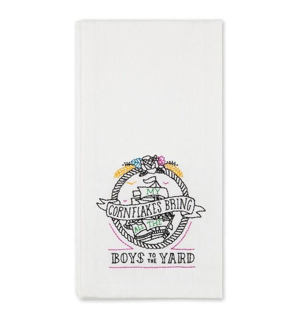 EASY TIGER | BOYS TO THE YARD TOWEL