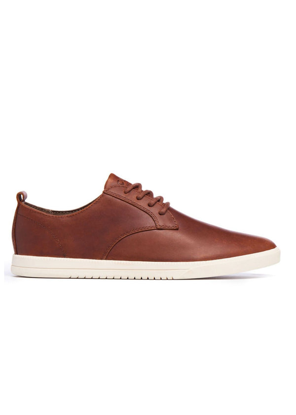 CLAE | Ellington Leather Chestnut Oiled Leather
