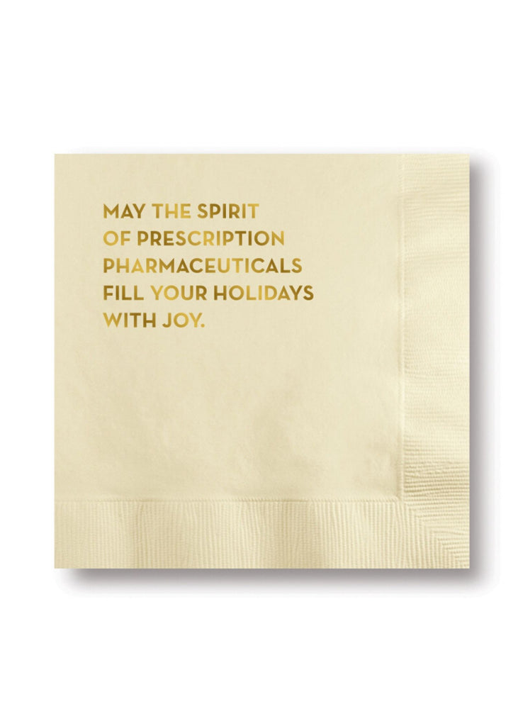 SAPLING PRESS | Pharmaceuticals Napkins