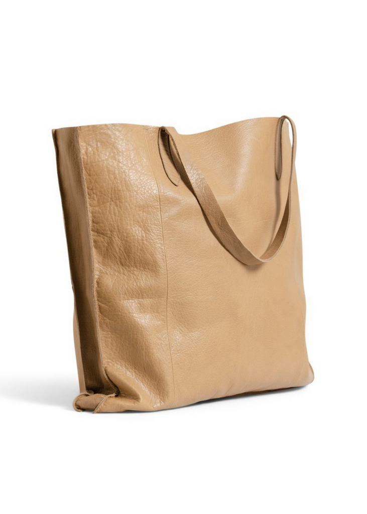 DAY & MOOD | Fara Shopper Bag in Camel