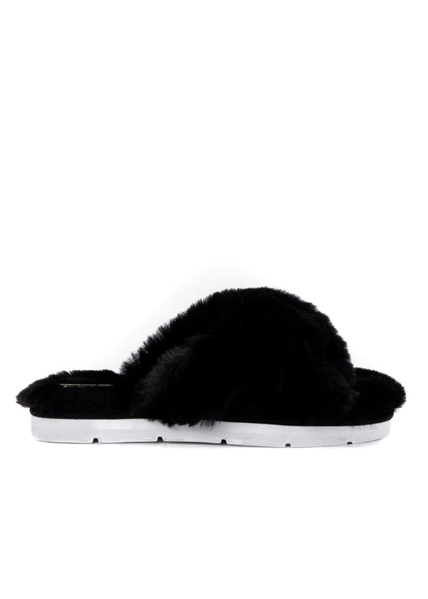 DOLCE VITA | Pillar Slide in Black