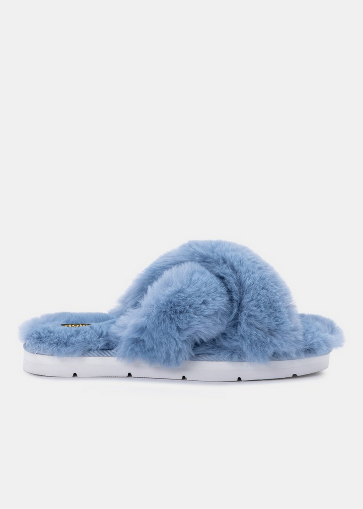 DOLCE VITA | Pillar Slide in Sky Blue
