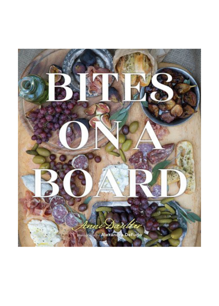 GIBBS SMITH | Bites On A Board
