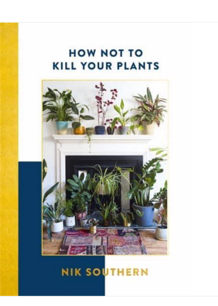 HACHETTE | How Not to Kill Your Plants