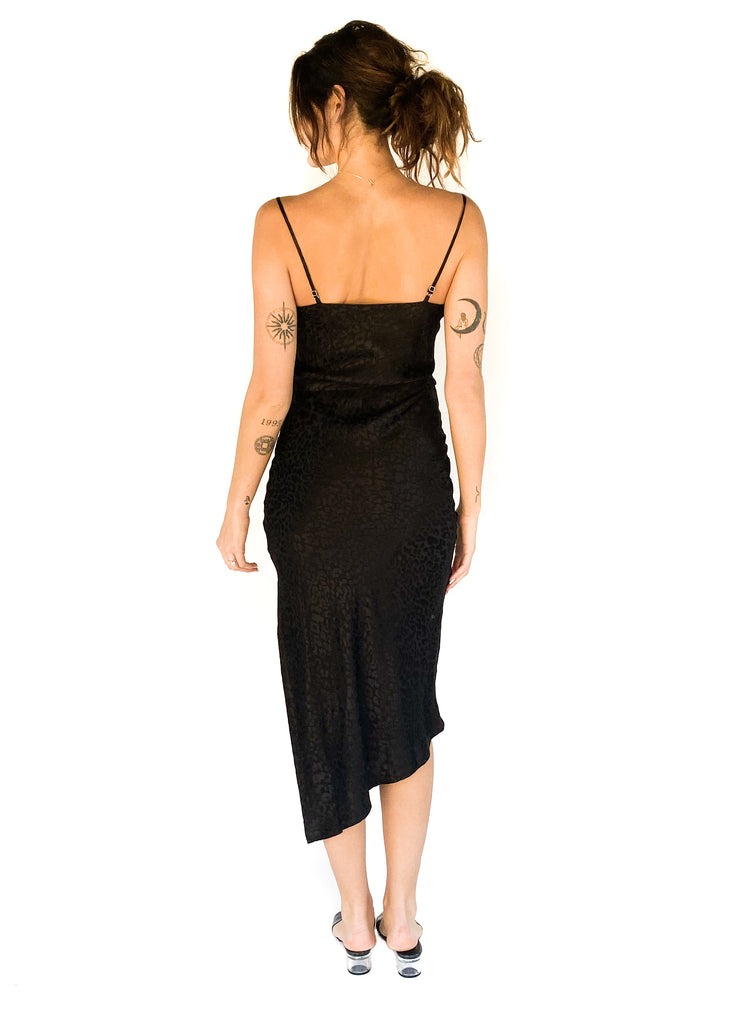 HARPER WREN | Samantha Dress in Black