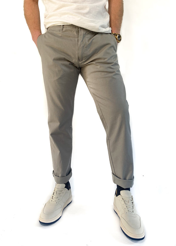 GRAYERS | Newport Stretch Pants in Grey