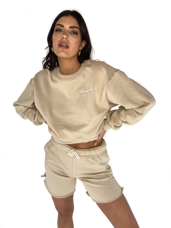 NIA | Self Care Sweatshirt