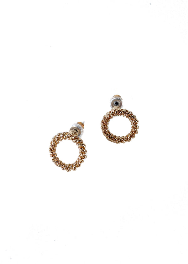 Mary Kathryn | Circle Knot Earrings