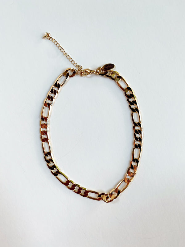 Mary Kathryn | Chain Choker Necklace