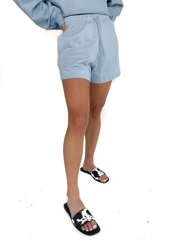 DAISY STREET | Billy Shorts in Blue