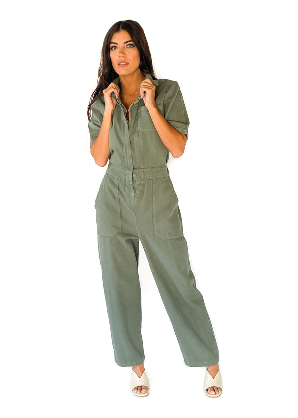 LACAUSA | Milwood Jumpsuit