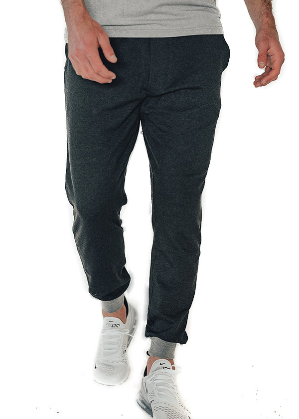 THE NORMAL BRAND | Puremeso Joggers in Charcoal