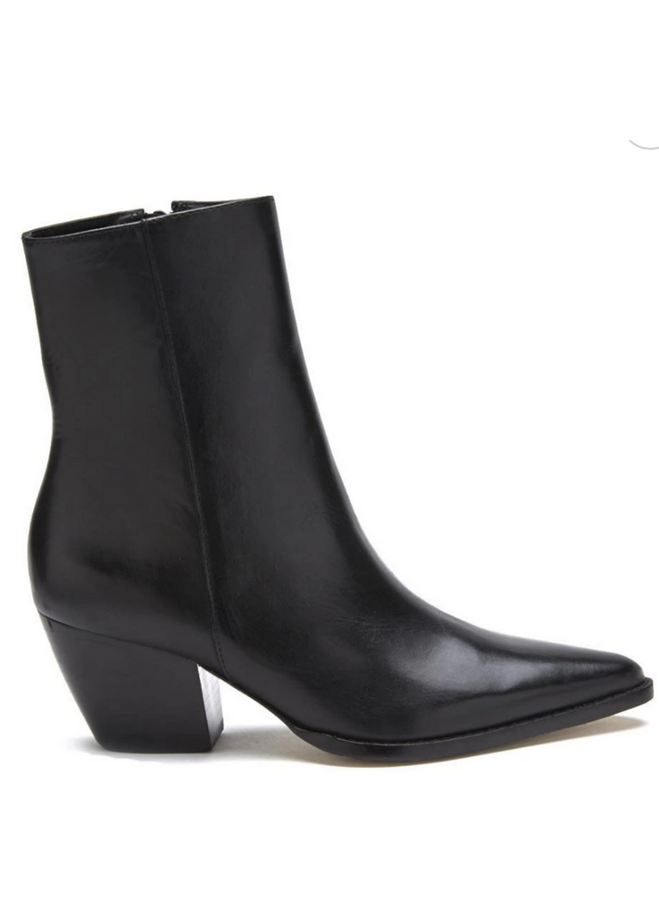 MATISSE | Caty Black Smooth Leather Boot