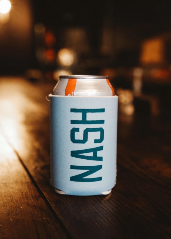 NASH | Standard Can Koozie