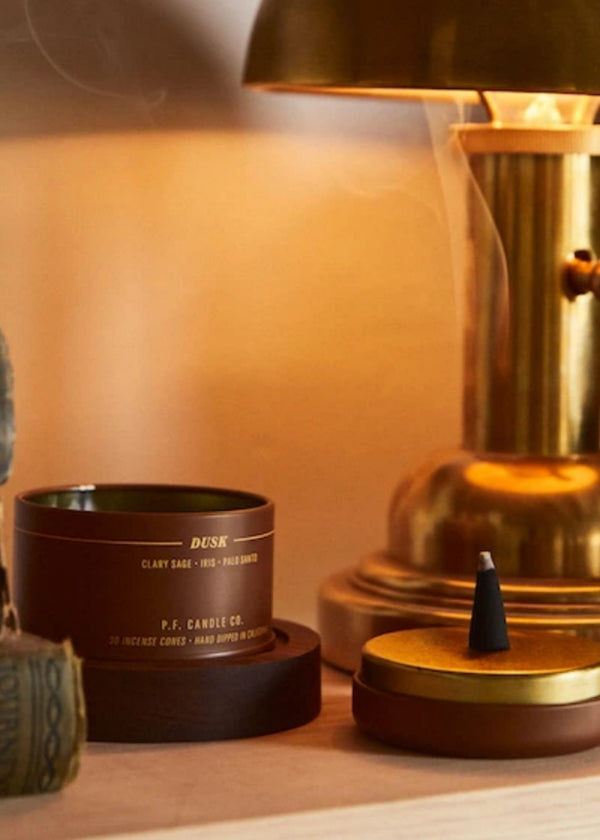P.F. CANDLE CO. | Dusk Cone Incense